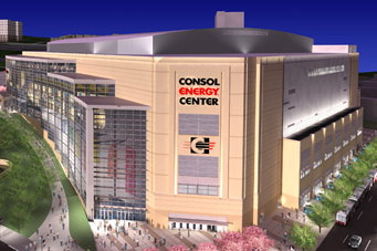Consol Energy Center arena