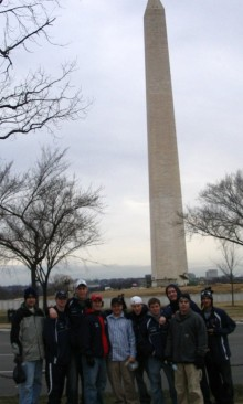 Washington Monument - Richmond Rumble