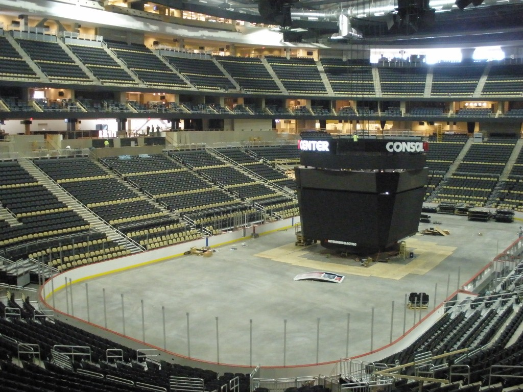 Consol Energy Center - Arena